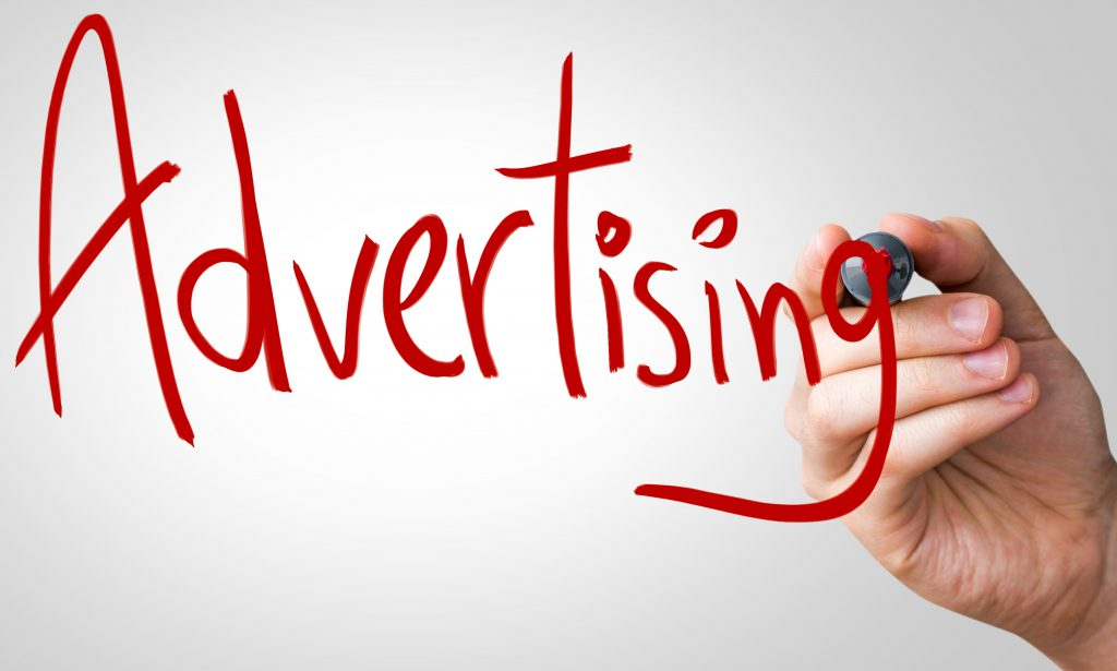 Advertise your brand