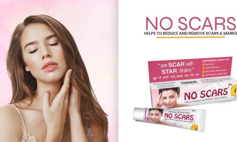 no marks cream for acne scars