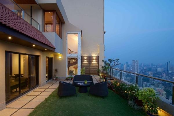 pent house design in Chennai