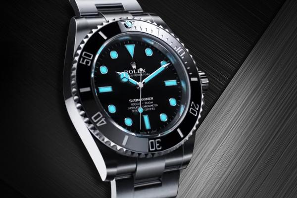 iconic rolex submariner watch