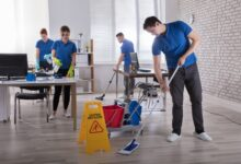 Commercial Cleaning Services London Ontario