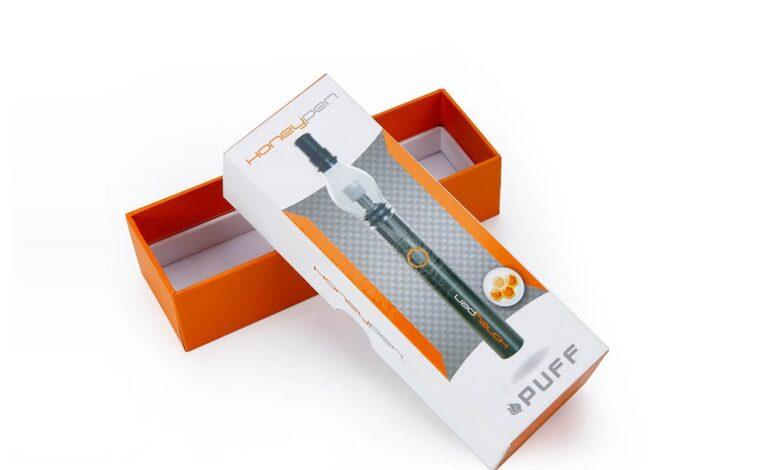 Vape Cartridge Packaging, Himsedpills