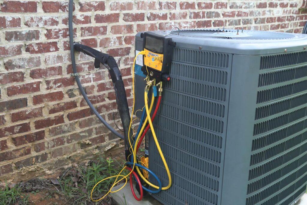 HVAC installation near me