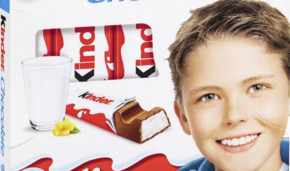 Ferrero Kinder Chocolate