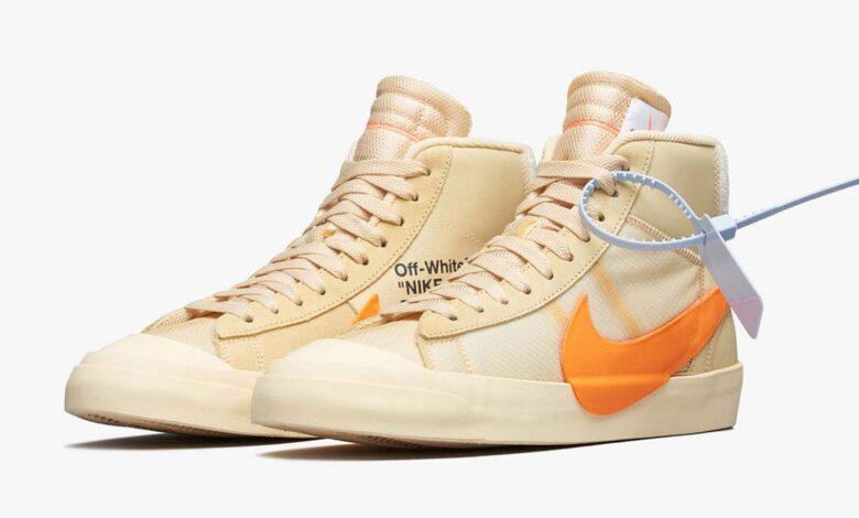 Nike off white