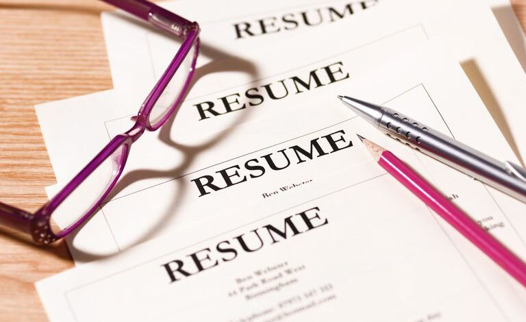 10 Resume Writing Tips to Help You Land a Job