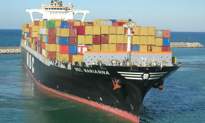Ship overseas Household goods