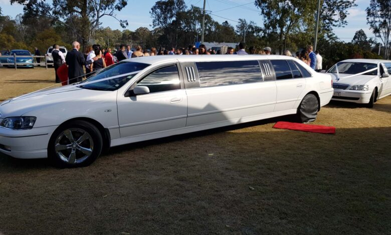 Weddings airport transfers south east Queensland