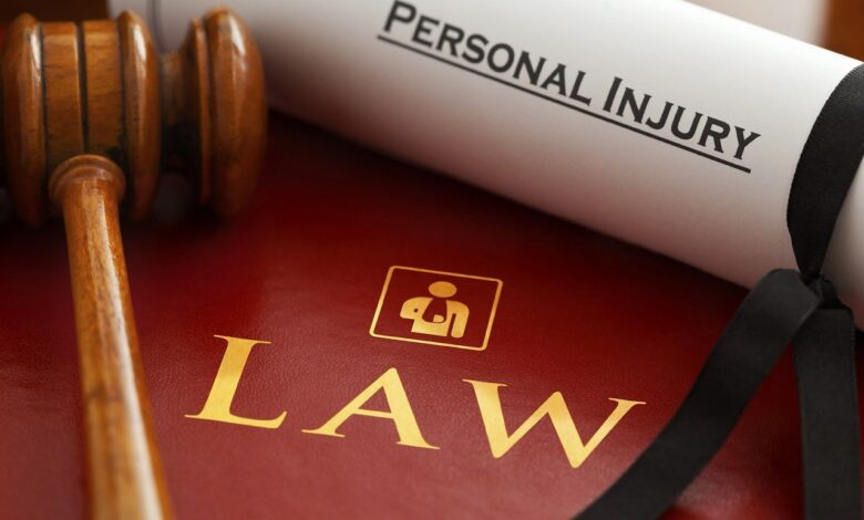 Find a personal injury lawyer here