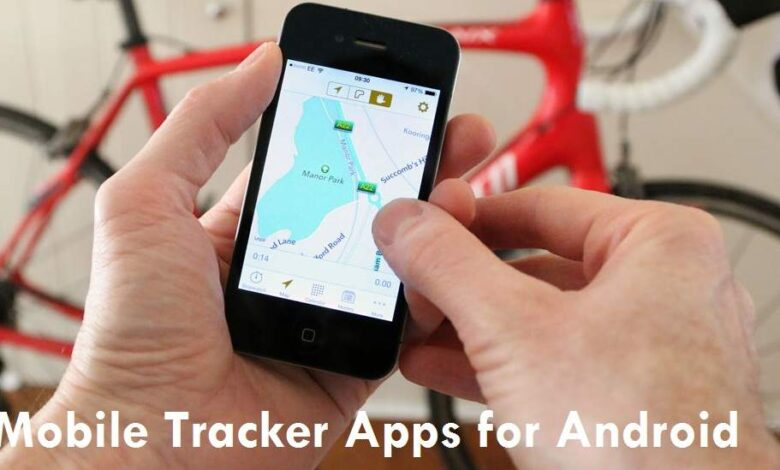 Best Mobile Tracker Apps