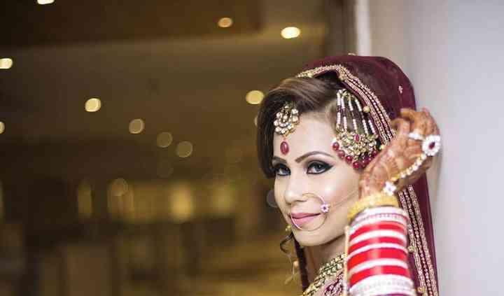 venue makeup artists in pitampura