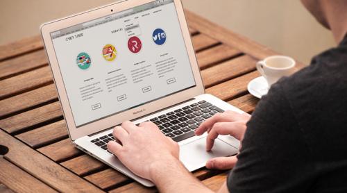 web-based visitor management system