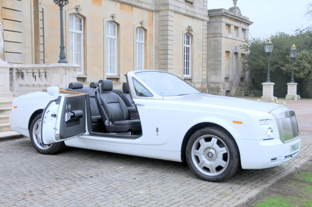 wedding car hire in Birmingham