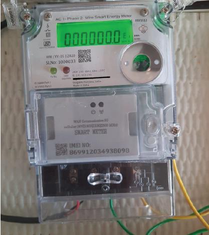 smart energy meter manufacturers in India