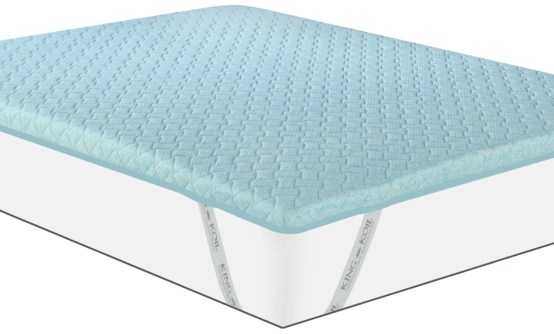 mattress topper online