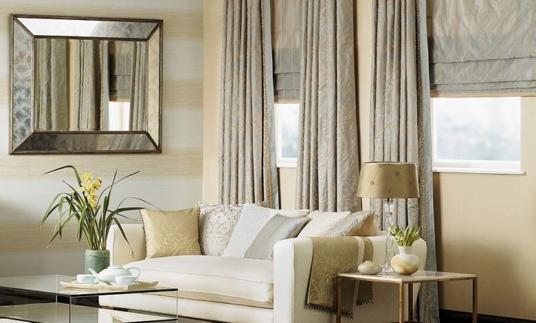 Curtains and blinds in Dubai