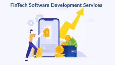 FinTech Software Development Services