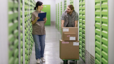 Save Money When Renting A Self-Storage Unit
