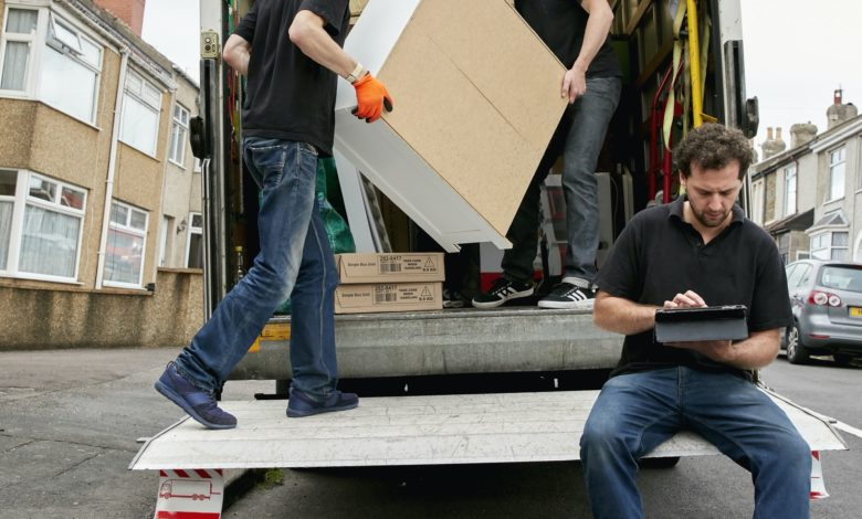 Office removals in Barnsley