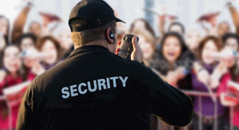 event security guards in Alberta