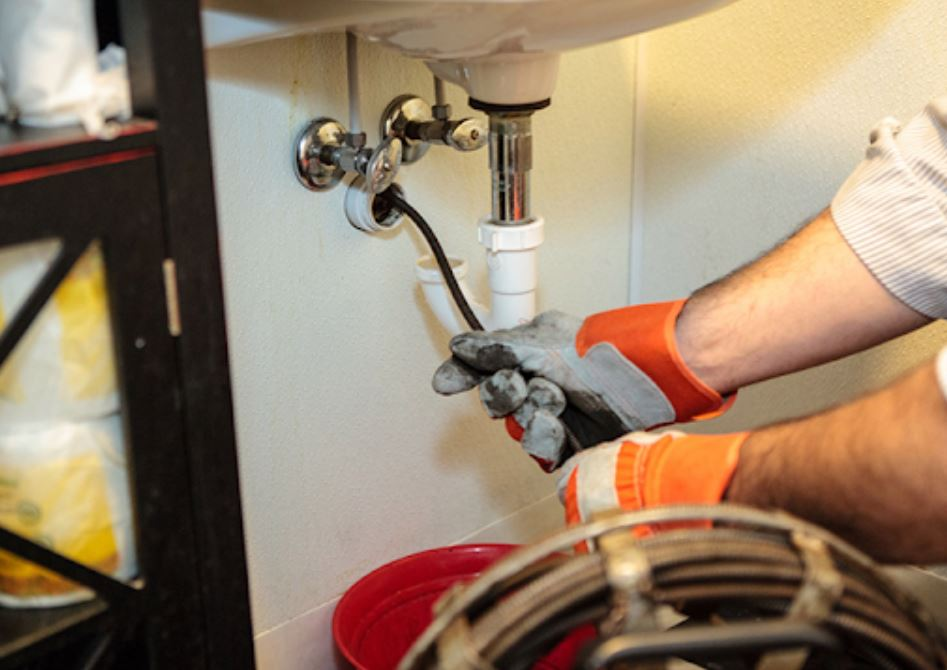 sewer cleaning London