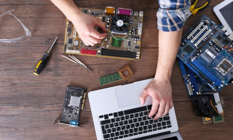 laptop repairs in Morden