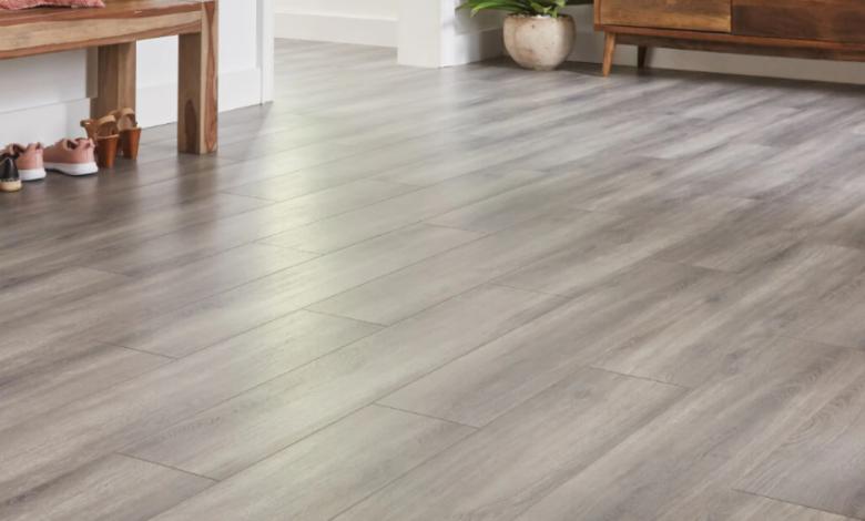 Laminate flooring stock on Trent