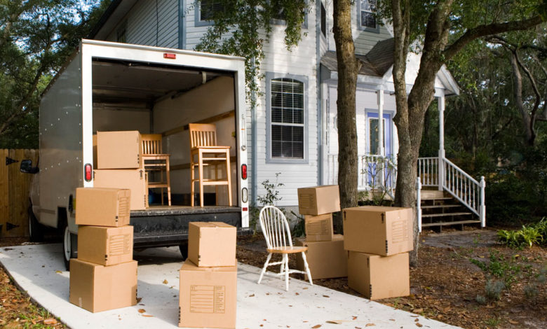 House movers in Halifax